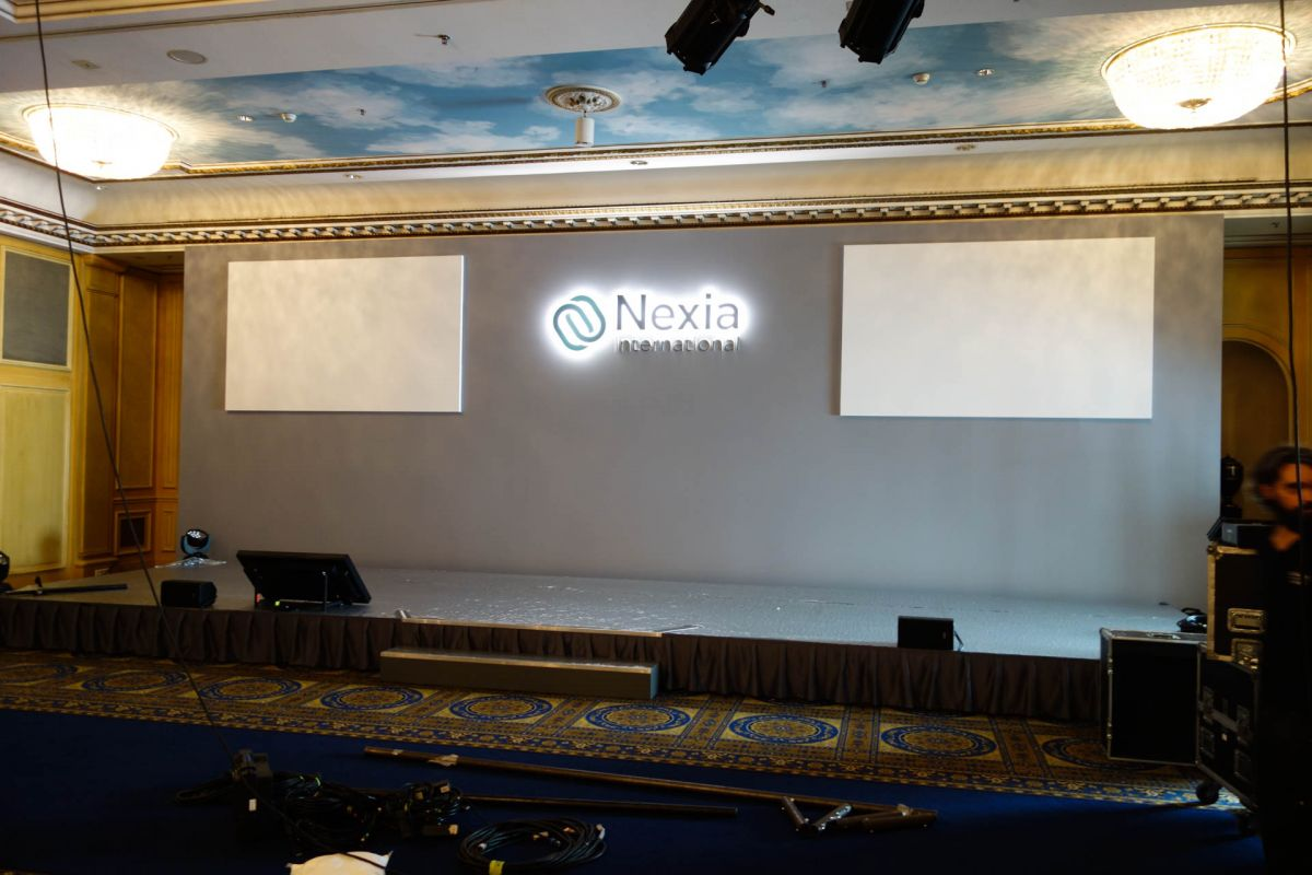 Nexia International - Kongressbühne - Hotel Intercontinental Wien