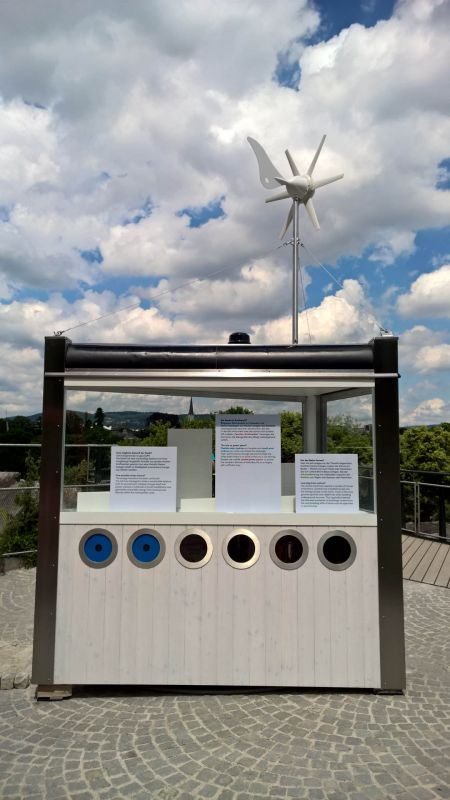Messebau - Messestand - Alternative Energie - Tiergarten Schönbrunn